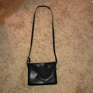 Old navy black crossbody bag